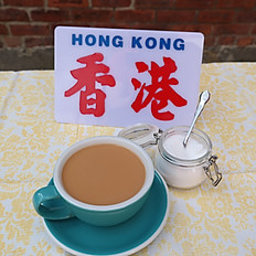 港式奶茶  Hong Kong style Milk Tea