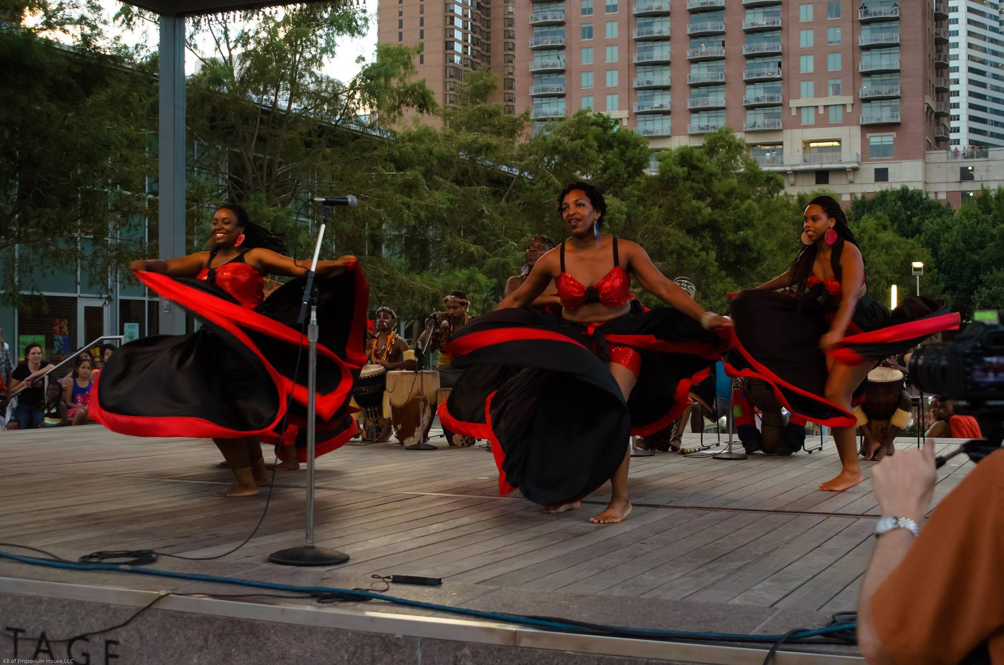 Mukomi African Dance