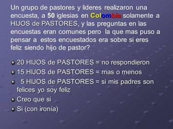 ¡Gracias Pastor Ortiz!