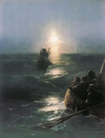 Cristo siempre llega a Tiempo...