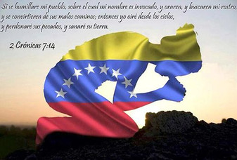 MI CLAMOR POR VENEZUELA!