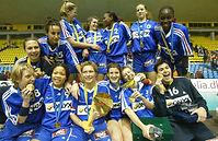 Equipe de France féminine de handball © Getty Images