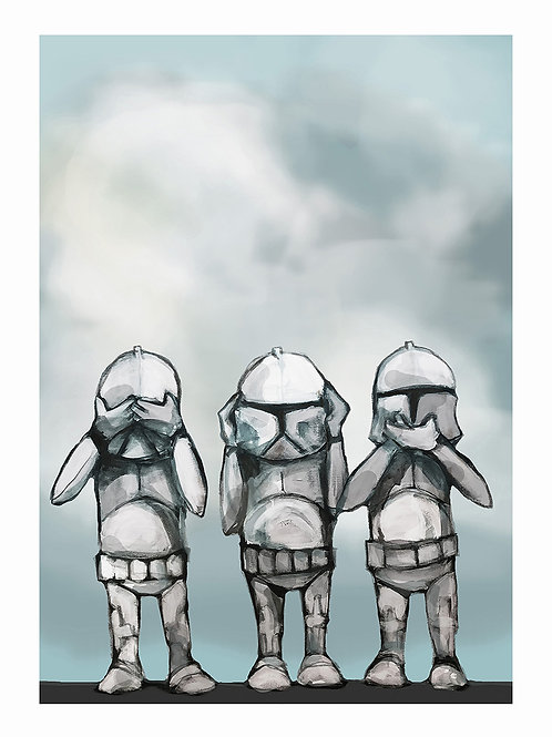 Troopers x3