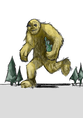 bigfoot jane stadermann