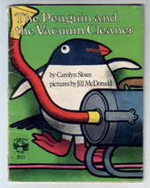 the penguin and the vaccuum cleaner
