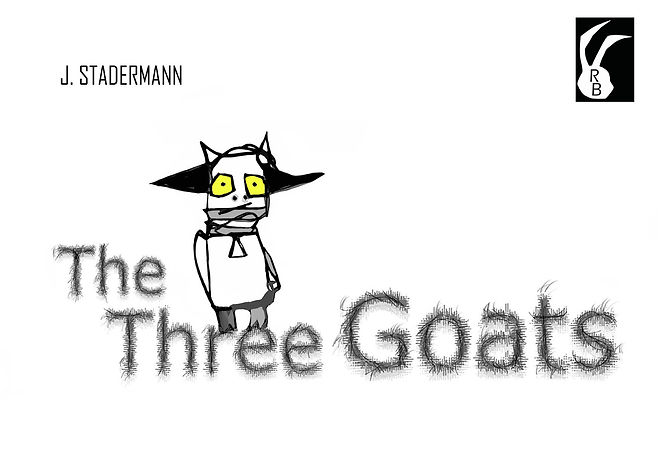 Rabbit Books, childrens book publisher, independent publisher, Sydney, The Three Goats, Picture book, Jane Stadermann