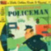 The Little Fat Policeman, Little Golden Book, Margaret Wise Brown, Jane Stadermann review