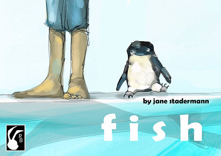 Rabbit Books, cbca notable, childrens book publisher, independent publisher, Sydney, Fish, Picture book, Jan Stadermann