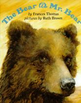the bear and mr bear