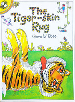 the tiger skin rug