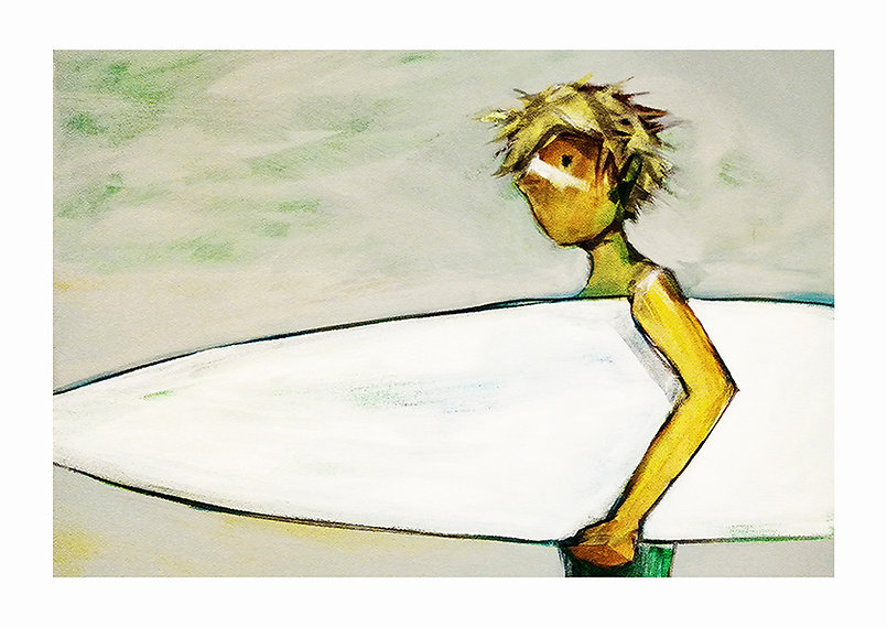 online art, online art sydney, australian art online, cool online posters, surfer art, bondi poster, sydney prints, the illustration shop, illustrations australia, surfer