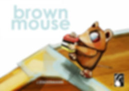 Brown Mouse by Jane Stadermann