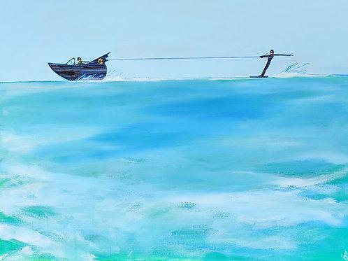Batski [original feature painting]