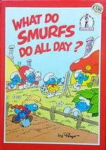 what do smurfs do all day