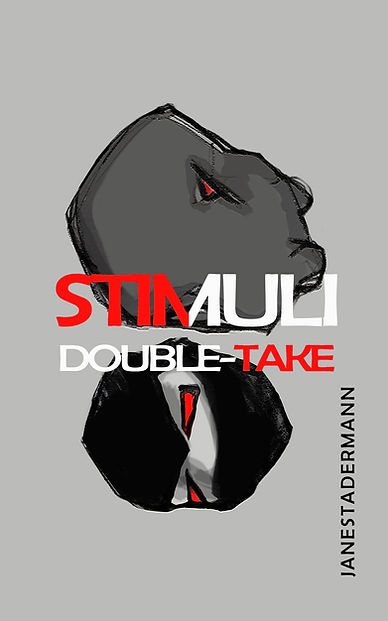 Stimuli, stimuli doubl take, nvel, jan stadermnn, rabbit books