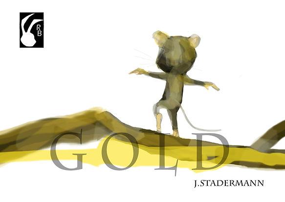 Gold, Jane Stadermann, Picture book, kids book, austrlin animals, endangered aimals