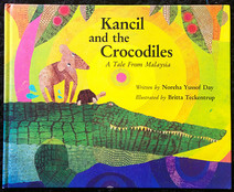 kancil and the crocodiles