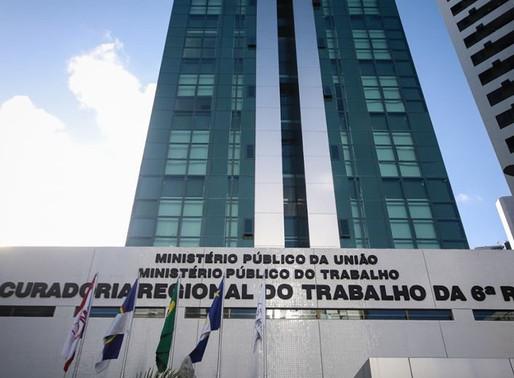 MPT em Pernambuco entra com ações civis públicas contra empresas de ônibus