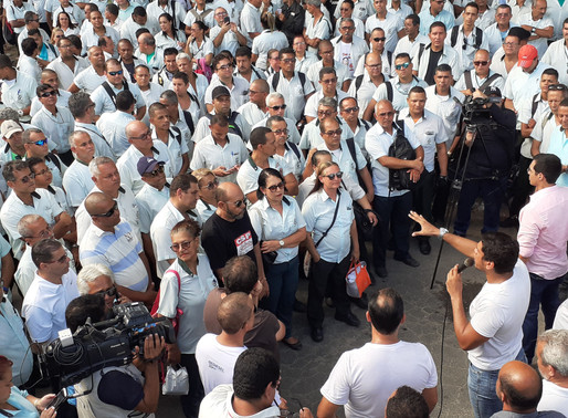Patronal usa justiça para impedir trabalhadores (as) de fazerem assembleias