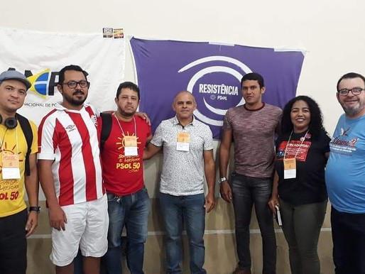 O Guará participa de lançamento do Fórum pelos Direitos