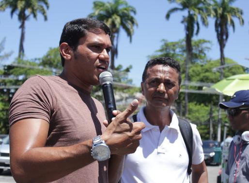 Rodoviários são solidários aos técnicos e auxiliares de Enfermagem, vítimas de repressão policial