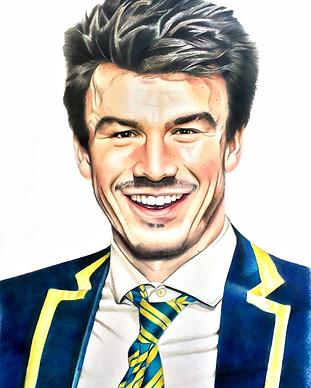 Elliott Portrait