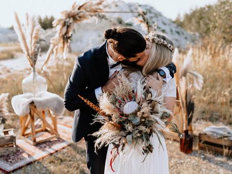 Boho - After Wedding Shooting