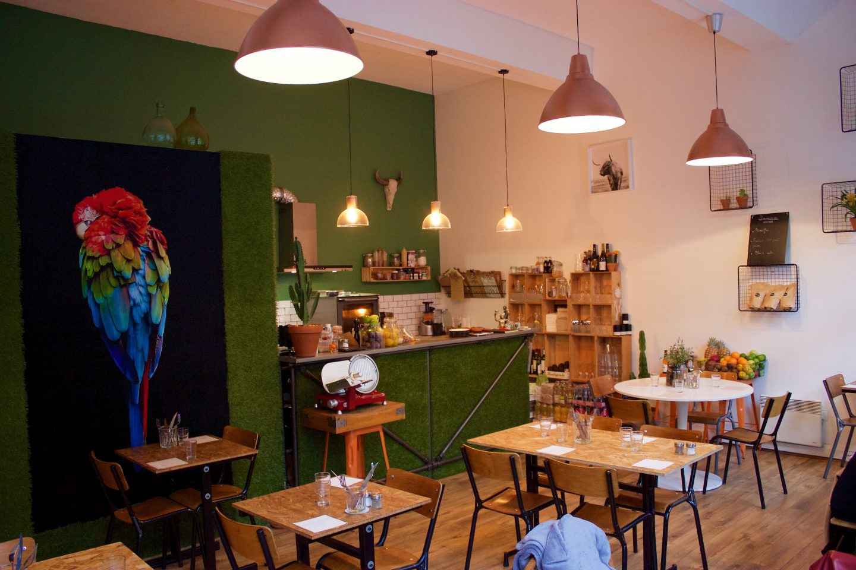 Restaurant Les Sauvages