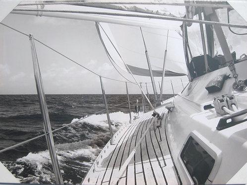 Sailing Black & White 3