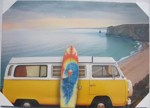 Going Surfing 20x28