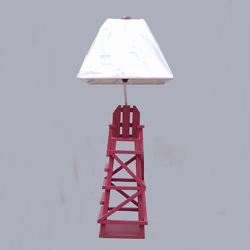 Lifeguard Chair Table Lamps