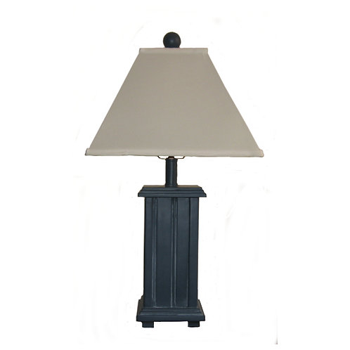 Beadboard Lamps