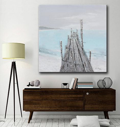 A Walk Down the Pier
