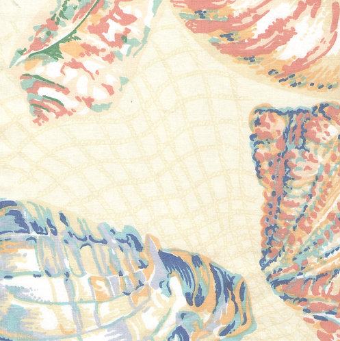 Peach Shell Fabric