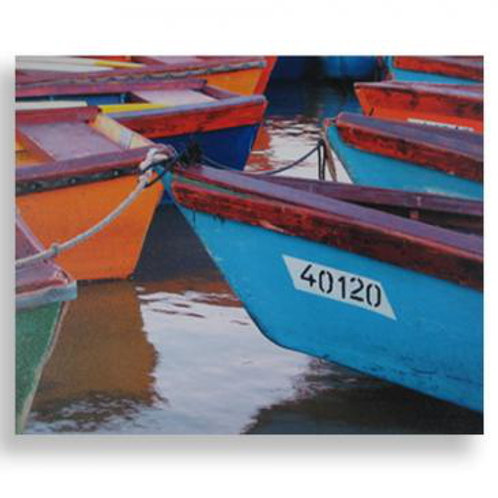 Boats Colored