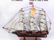 U.S. Coast Guard Ship Model