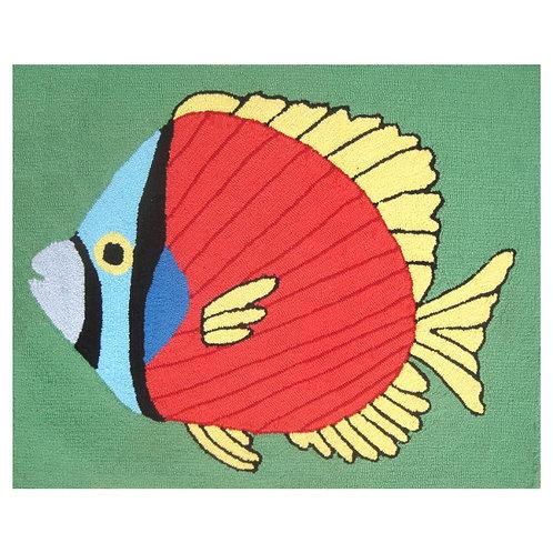 New Fish Rug