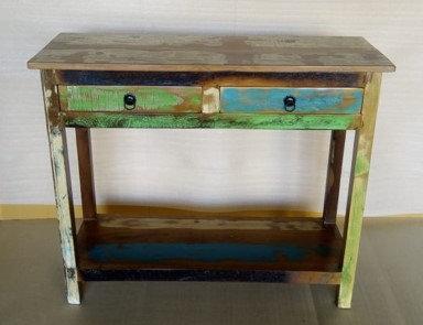 Indian Reclaimed Wood Medium Sofa Table