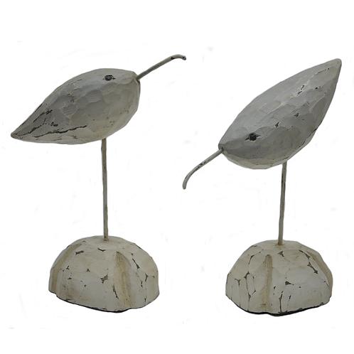 Shorebird Table Top Decor 2-Piece Set