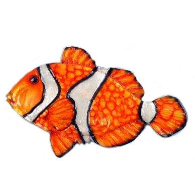 Clownfish Wall Decor