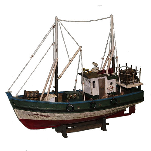 Antique Fishing Trawler