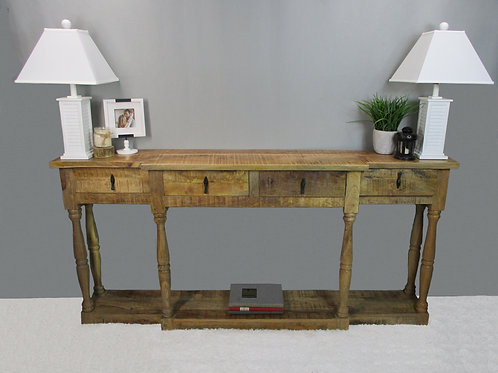 Step Out Four Drawer Sofa Table (MDA-20-788)