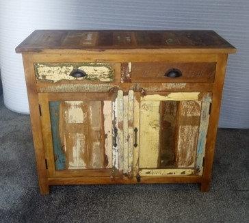 Indian Reclaimed Wood Medium Dresser