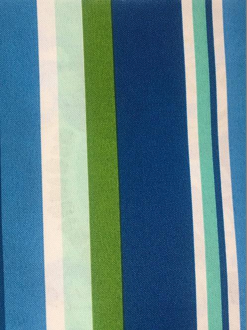 Piper Stripe Malibu Cushion