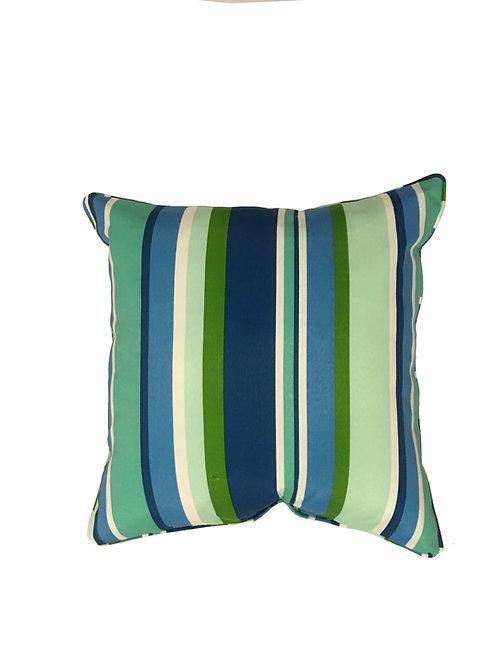 Piper Stripe Malibu Pillow
