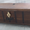 Thumbnail: Old Dark Wood Trunk Box (MDA-113)