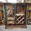 Thumbnail: Indian Reclaimed Wood Bar Cabinet