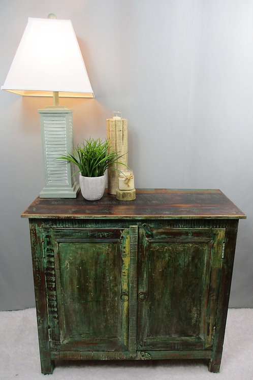 Reclaimed Wood Storage Cabinet (MDA-78)
