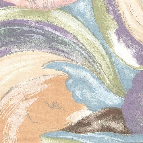 Purple Shell Pillow