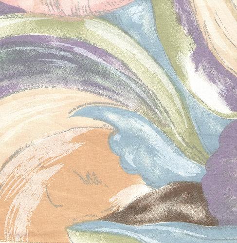 Purple Shell Fabric